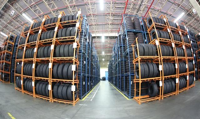 Bridgestone do Brasil alcançou mais de 440 milhões de pneus produzidos no Brasil