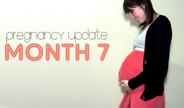 The seventh month of pregnancy