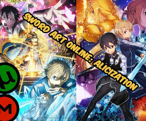 ▷ Descargar Sword Art Online Alicization ✅ [18/??] [1080HD | 720P] [Sub Español] [MEGA-TORRENT]