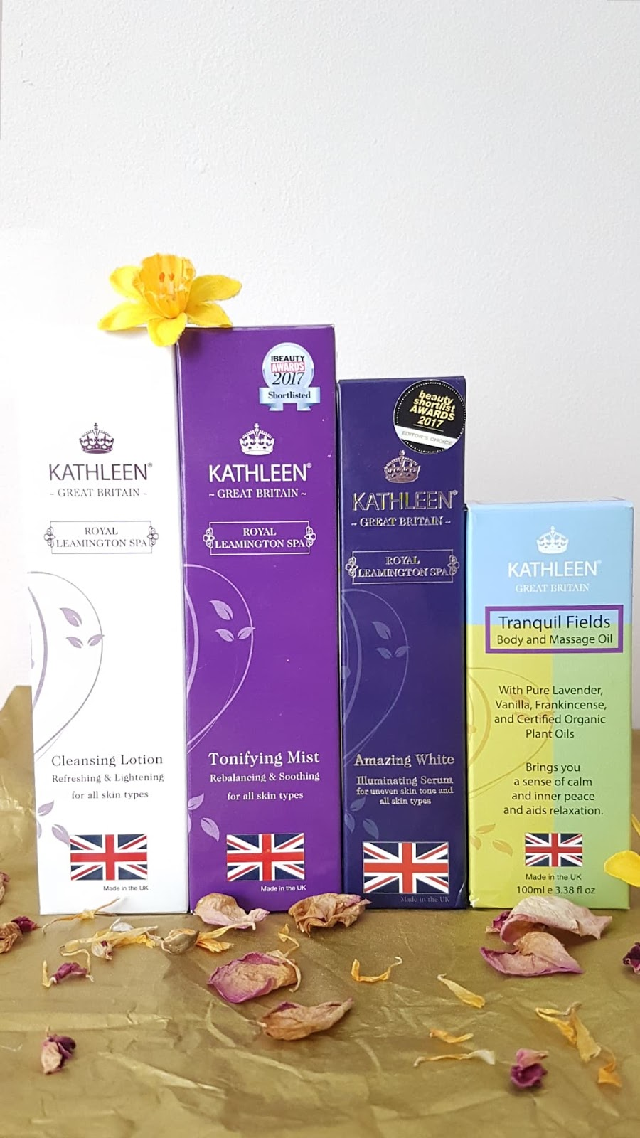 Kathleen Natural Skincare Review