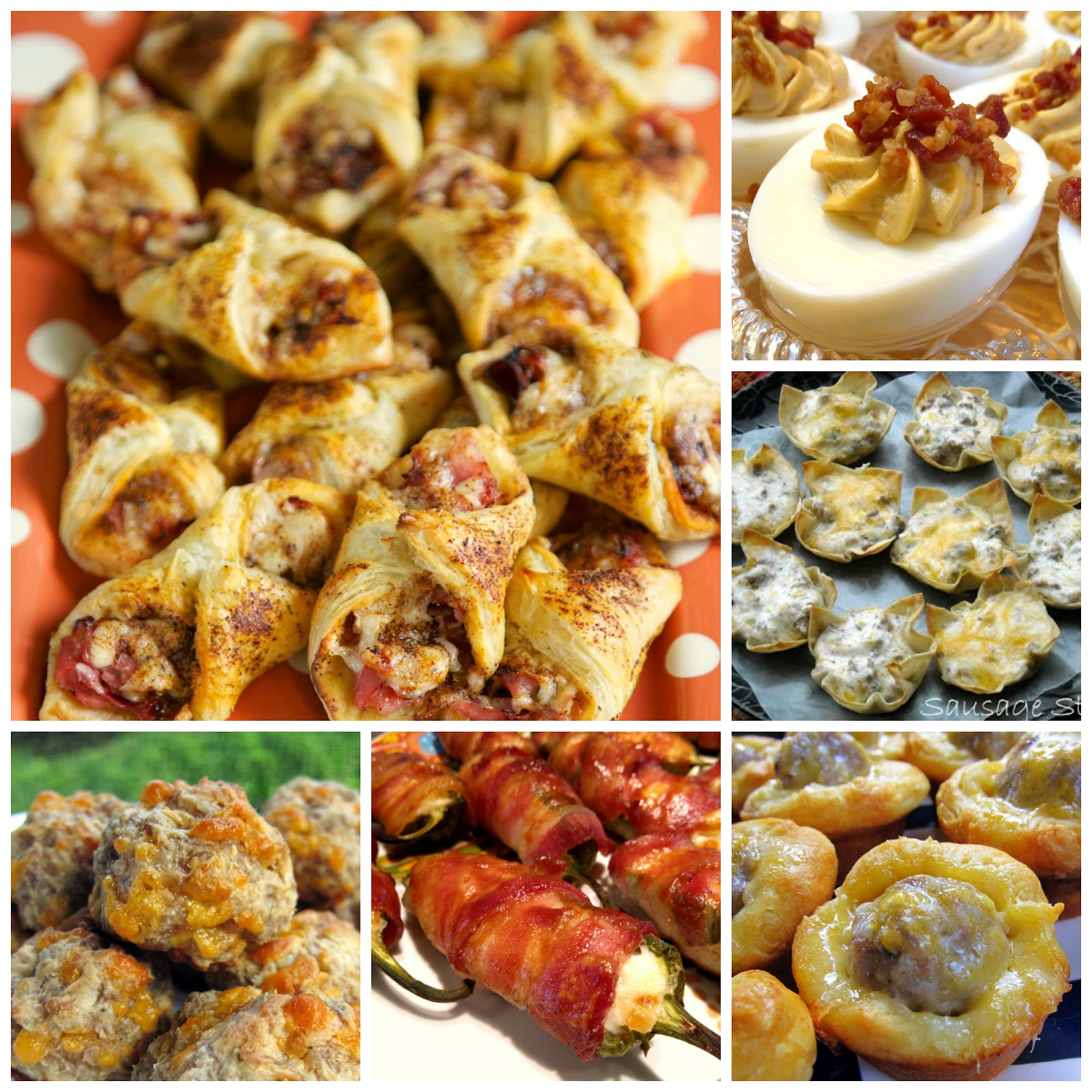 South Your Mouth: 38 Party Appetizer Recipes