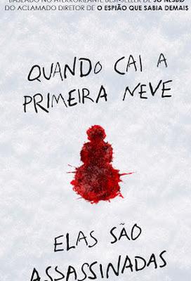 Boneco de Neve filme de terror 2017