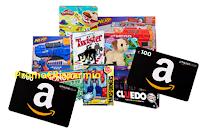 Logo Hasbro Community Program: vinci gratis buoni Amazon e giocattoli