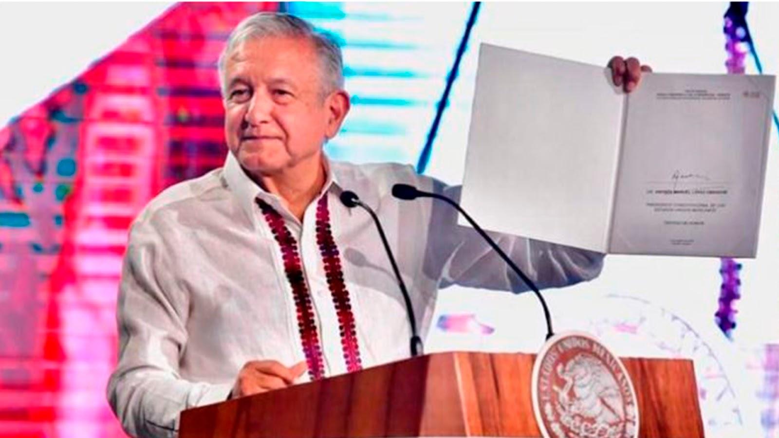 Para reactivar la economía, AMLO anuncia reducción del IVA e ISR en el sur-sureste del país