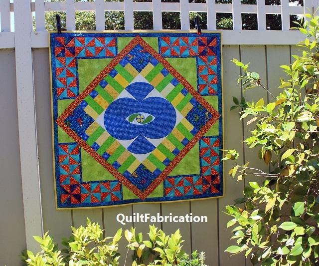 Fiesta Garden by QuiltFabrication