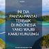 [ARTIKEL] INI DIA PANTAI-PANTAI TERBAIK  DI INDONESIA YANG WAJIB KAMU KUNJUNGI