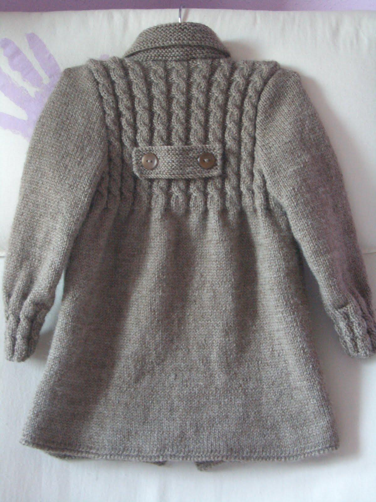 3e09c3971 abrigo lana gris bebe