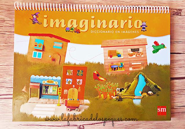 Imaginario: diccionario de imágenes.