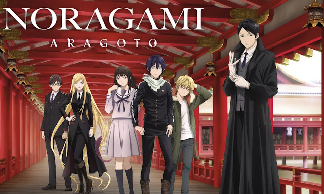 film anime Noragami