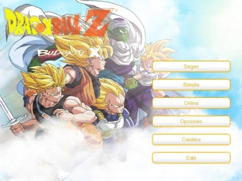 تنزيل Dragon Ball Z Budokai X للحاسوب