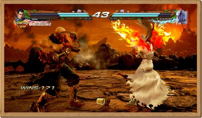 Tekken 7 PC Games Gameplay