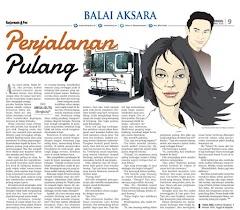 PERJALANAN PULANG (Banjarmasin Post, Edisi 22 September 2019)