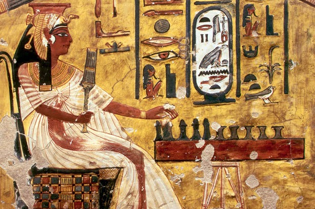 Ancient Egyptians loved board games