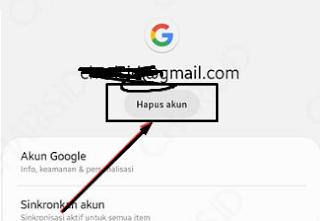 Cara Log Out Gmail Di Android