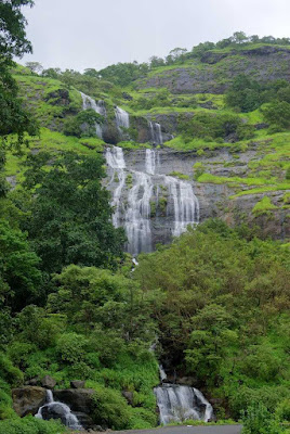 Tamhini Ghat Waterfalls, Kolad