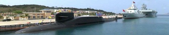 Chinese Navy May Have 4 New Type 09IV Nuclear Attack Submarines
