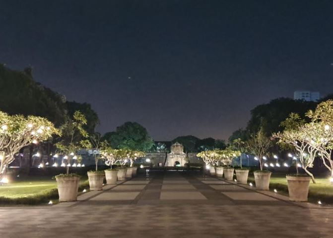 Photo of Fort Santiago courtesy of Intramuros Administration