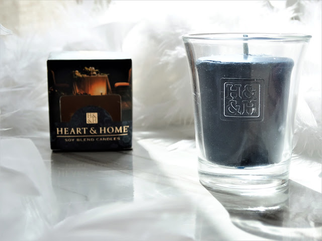 avis After Dark de Heart & Home, la nuit tombée heart & home, blog bougie, candle blog, bougie heart & home, candle review