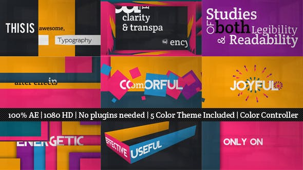 Typography[Videohive][After Effects][4790959]