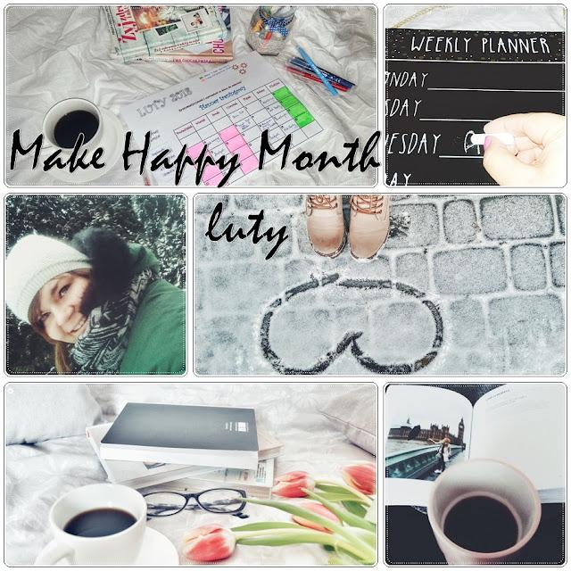 Make Happy Month - Skrót lutego