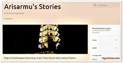 blogger indonesia yang menginspirasi helloiamaris