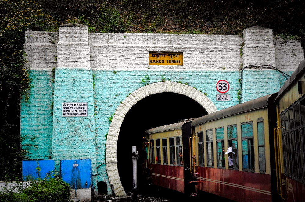Tunnel No.33 (The Barog Tunnel), Shimla - The Story Behind the Haunted Tunnel