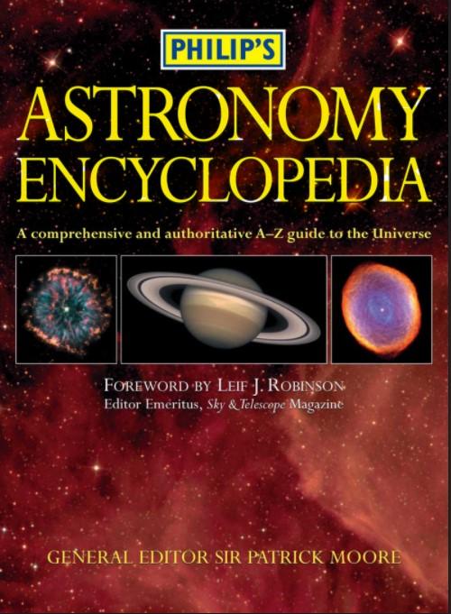 Philip's Astronomy Encyclopedia ,Sir Patrick Moore in pdf