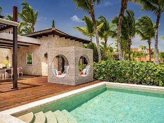 Sanctuary Cap Cana Honeymoon private pool