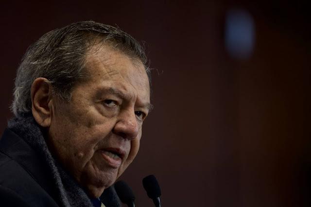 Evitemos el regreso al México bárbaro: Muñoz Ledo