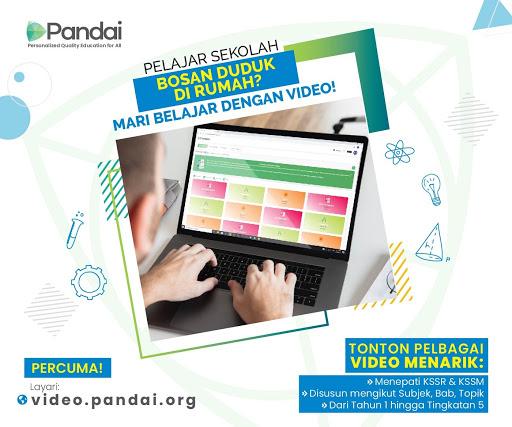 koleksi Pandai Video, kebaikan menggunakan applikasi Pandai