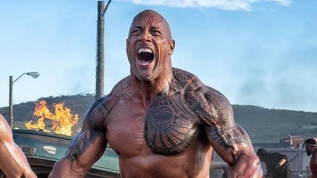 Dwayne Johnson (The Rock) - Biography Hollywood movies lifestyle – uslis