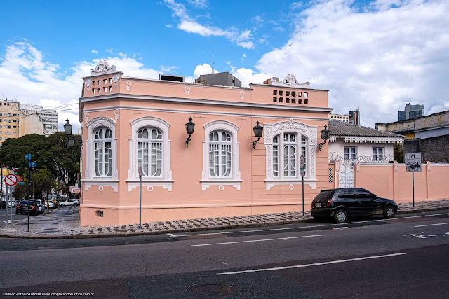 Casa Muzzillo, construída no início dos anos 1900