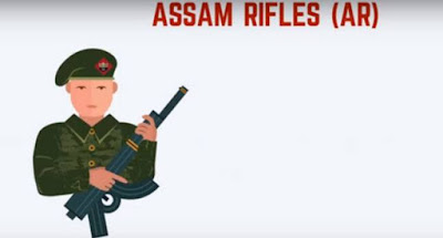 India's paramilitary forces and their roles