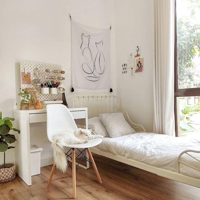 Desain Kamar Tidur Sederhana dan Murah Terbaru