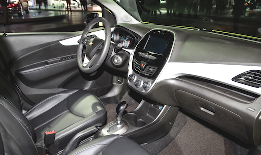 2019 Chevrolet Spark Activ Release Date