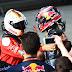 Vettel tira satisfação com Kvyat sobre incidente na primeira curva