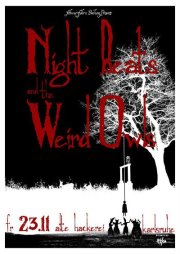 [Live Report] Night Beats, Weird Owls @ Karlsruhe, 23/11/2012