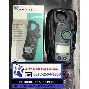 Jual 2007r  Digital Clamp Meter Kyoritsu di Batam