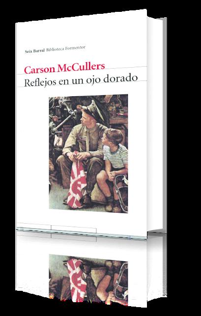 Libro Gay: Reflejos en un ojo dorado – Carson McCullers [PDF] [LITERATURA TEMÁTICA LGBT]
