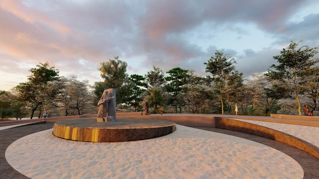 Ý tưởng thiết kế công viên âm nhạc Trịnh Công Sơn