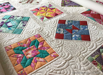 Farmer's Wife Quilt quilting ideas Fabadashery Frances Meredith