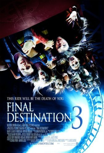 Poster of Final Destination 3 (2006) UnRated 720p BluRay Dual Audio ESubs Download