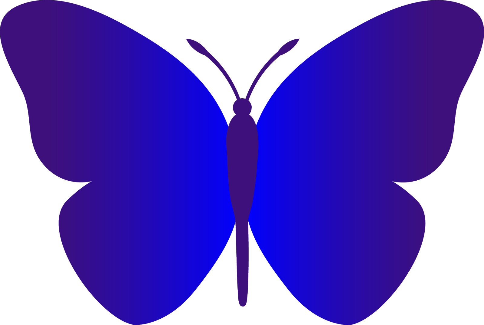 free printable butterfly clip art - photo #49
