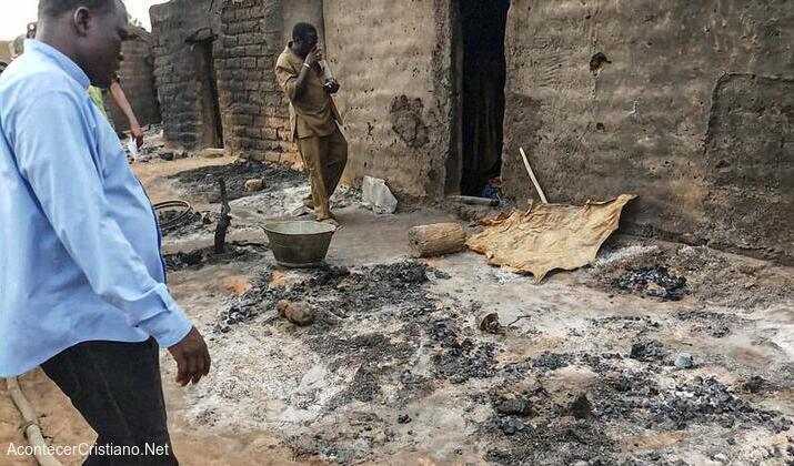 Ataque islamista contra cristianos en Mali, África