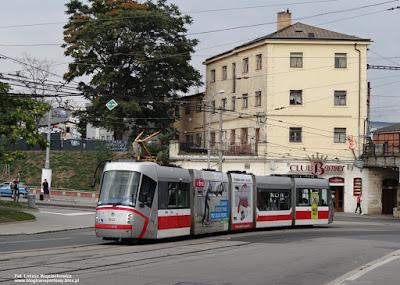 Škoda 13T1, Dopravní podnik města Brna
