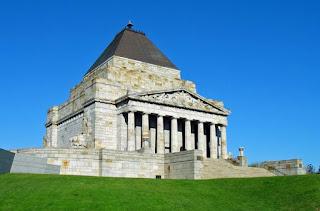 5 Bangunan Terkenal di Australia :Shine of Rememberance