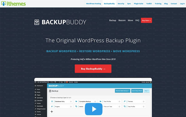 BackupBuddy WordPress Backup Plugin  chmuhabbatali.com