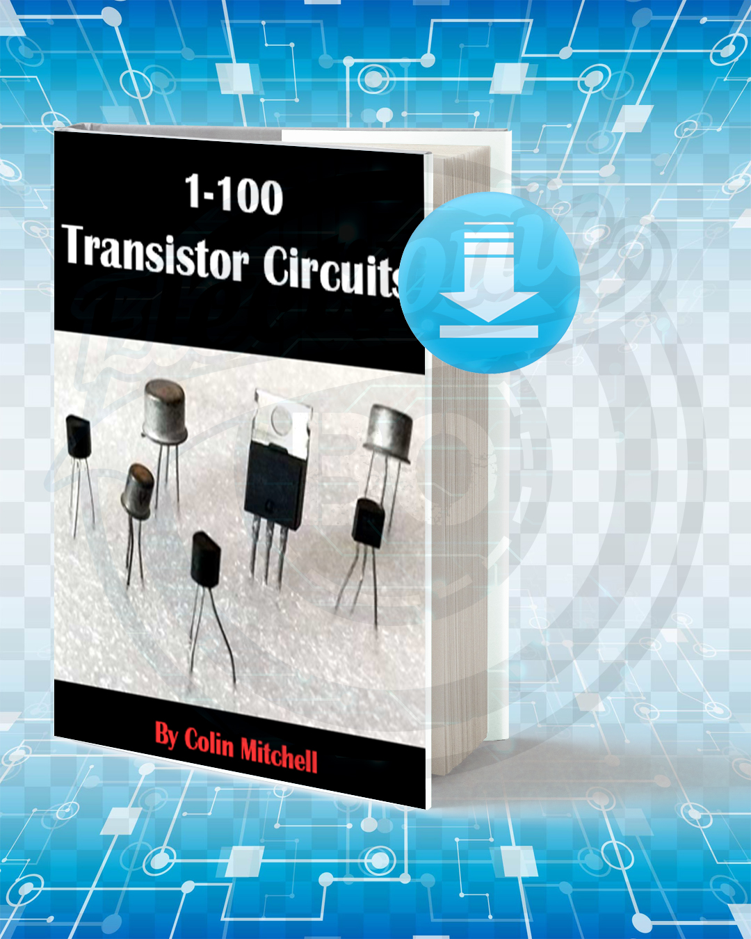Free Book 100 Transistor Circuits pdf.