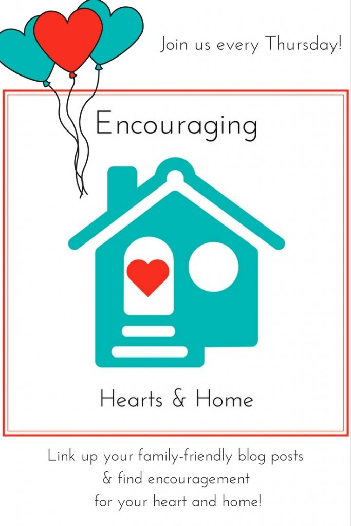 Encouraging Hearts & Home