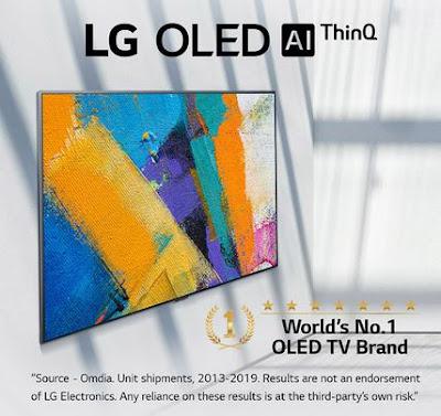 LG OLEDB9PTA Cinema HDR & Dolby Atmos